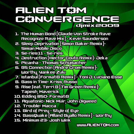 Alien Tom Convergence